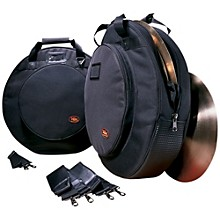 Humes & Berg Galaxy Deluxe Cymbal Bag with Padded Dividers.