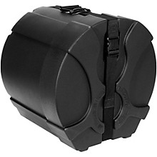 Humes & Berg Pro Tom Drum Hard Case with Foam Black 13X9 inch